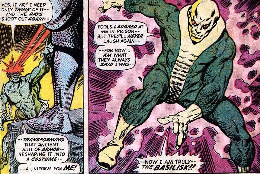 Basilisk (Marvel)