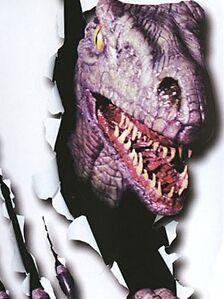 Carnosaur-Raptor