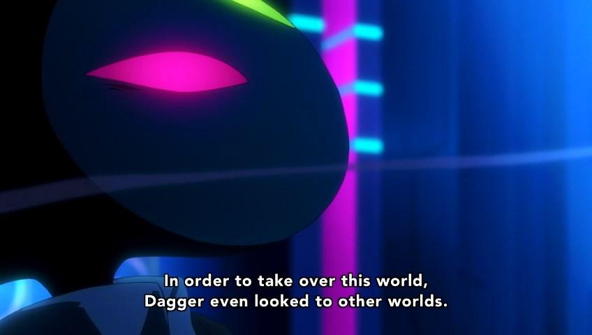 Dagger Morse