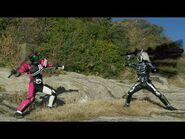 Kamen Rider Decade Vs Kamen Rider Fifteen