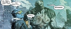 Klarion the Witch Boy and Solomon Grundy 0004