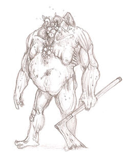 Old concept for Brute