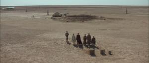 Skywalker Shmi funeral