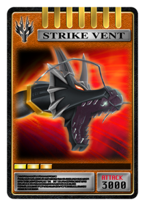 Strike Vent (Ryuga) 1