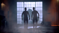 200px-Teen Wolf Season 3 Episode 1 Tattoo Max Carver Charlie Carver Alpha Twins Pre Morph