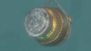 Brass vessel (Uncharted)