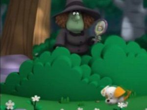 The Witch (Bubble Guppies)
