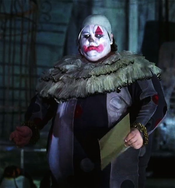 The Fat Clown
