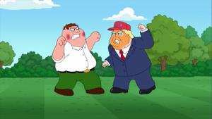 Peter vs. Trump