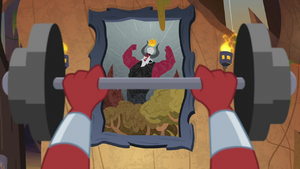 Picture of Lord Tirek's final form S9E8