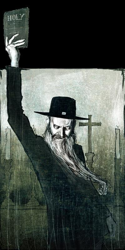 Reverend Stone