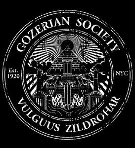 Seal of the Gozerian Society