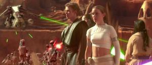 Skywalker battle Geonosis