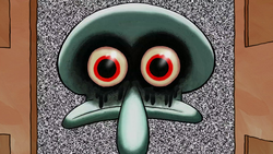 The Squidward's Suicide reference.