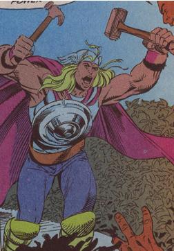 Thor Kid