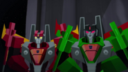 Acid Storm and Thrust are included with Shockwave (S1E16)