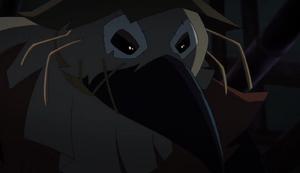 Batmanvstmnt - scarecrow mutant