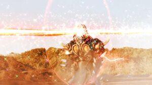 Emperor Yodon's Death