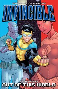 Invincible v9 Cover