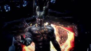 Lucifer-assault