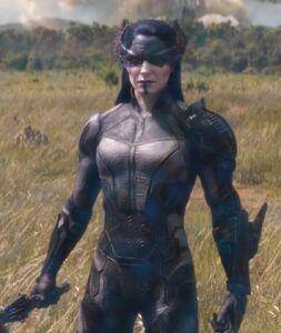 Proxima standing her ground