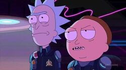 Tales From The Citadel - Cop Morty's Story (Rick and Morty Season 3)