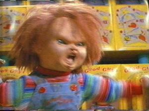 Chucky's Breakdown