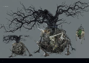 Curse Rotted Greatwood Concept