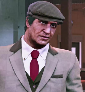 Joe Barbaro Mafia 3 better look