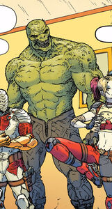 Killer Croc Prime Earth 0091