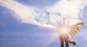 King Ghidorah (Rebirth of Mothra III) 15