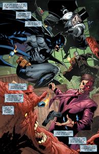 Batman Rouge Gallery