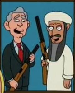 Bush 'N' Osama