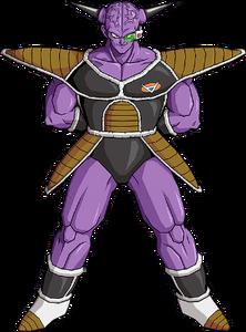 Captain Ginyu (DBZ)