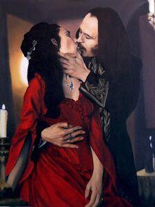 Dracula and mina in 1992