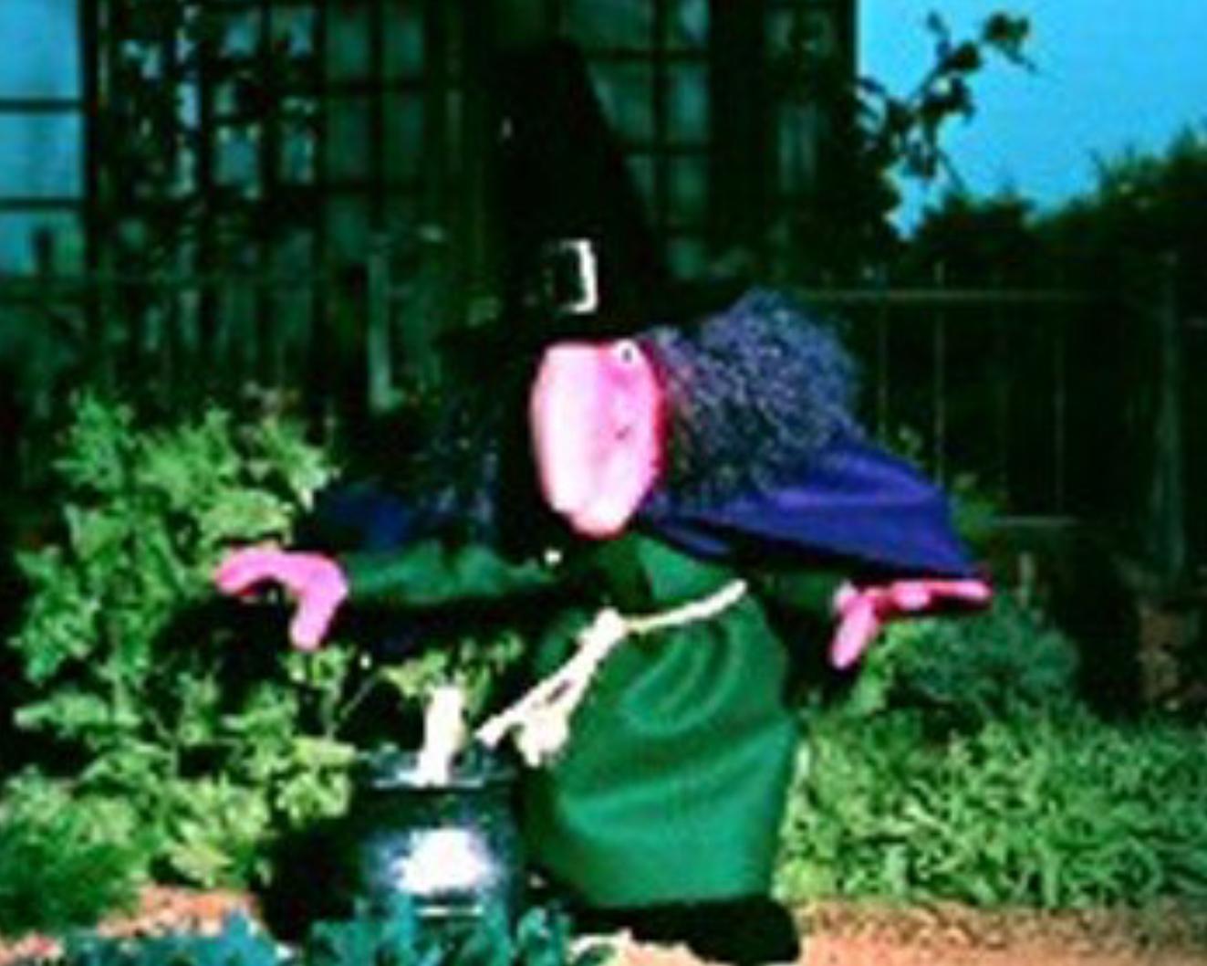 Belladonna the Witch