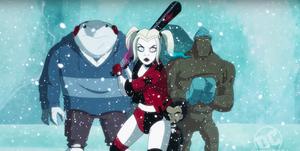 Harley Quinn's Crew Harley Quinn TV Series 005