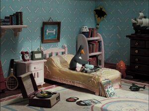 In Gromit's Room