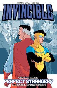 Invincible v3 cover