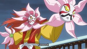Kabukimon (Forward!)