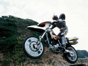 Kamen Rider Chalice 5