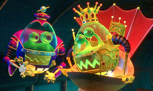 King Goobot and Ooblar