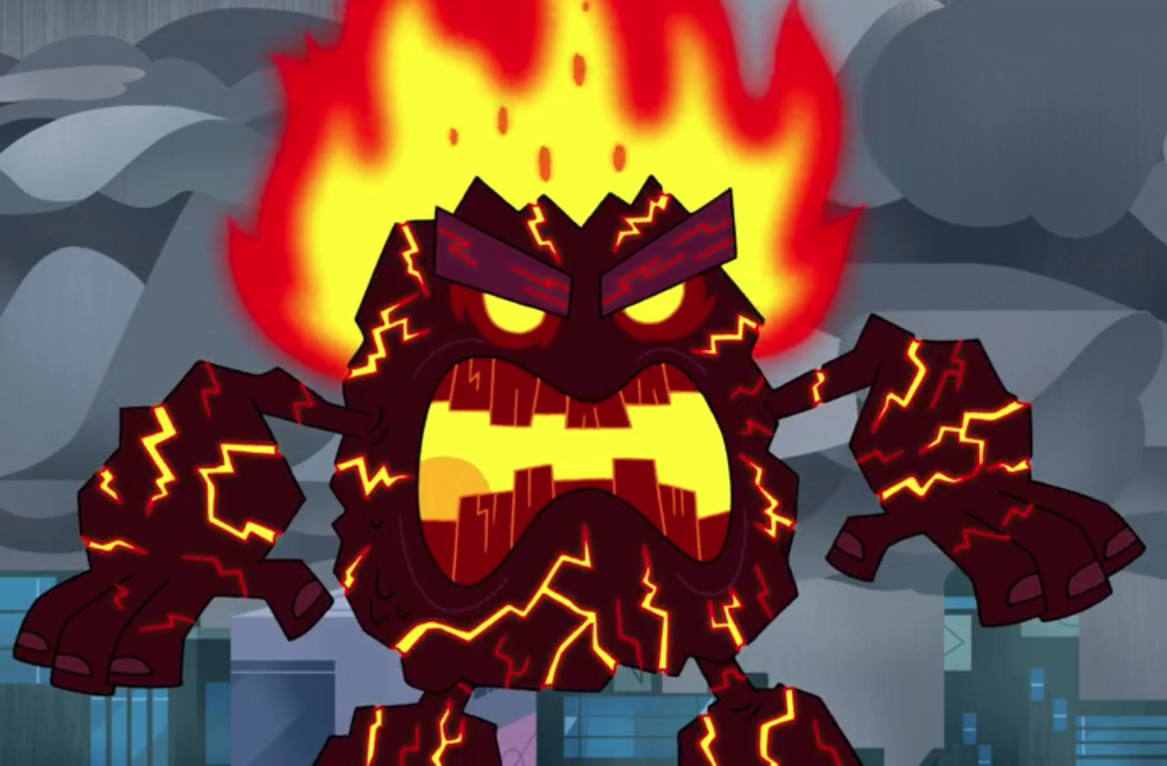 Lava Monster (The Powerpuff Girls)