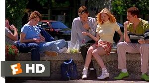 Scream (1996) - How Do You Gut Someone? Scene (4 12) Movieclips