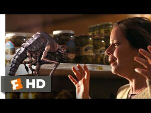 The Mist (4-9) Movie CLIP - The Birds and the Bugs (2007) HD