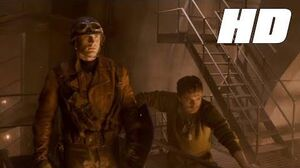 Captain America Meets Red Skull Saves Bucky Captain America The First Avenger (2011 HD)-1