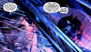Goddamn Batman