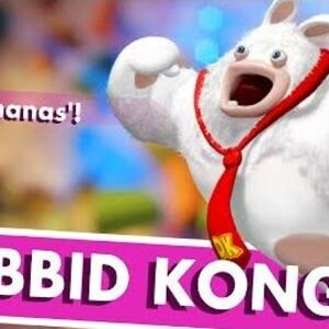 Mario and Rabbids Rabbid Kong Boss Fight