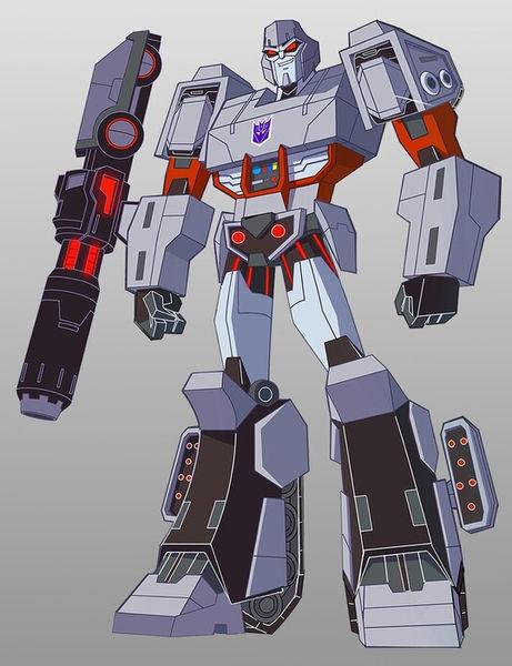 Megatron (Transformers: Cyberverse)
