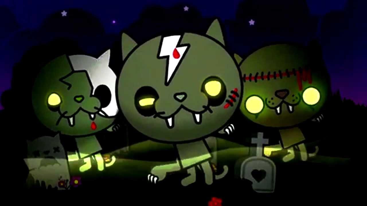 Zombie Kittens